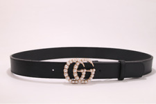 2019 new fashion luxury men and women belt belt with pearl buckle