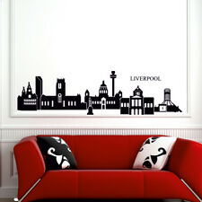 Wall Decal Sticker Skyline Town City Agrigento Sicily temple of Concordia M1562