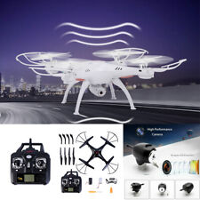 Syma RC Drone Quadcopter X5S/X8C 6 Axis 4CH RTF FPV with 2MP HD Camera WIFI X7
