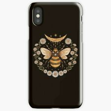 Honey Moon For iPhone 78 Plus X XS XR XS Max Case/Cover, Bee iPhone Case