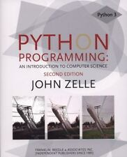 Python Programming: An Introduction to Computer Science by Zelle, John