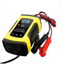 Charger Car Battery Starter Jump Power Booster 12V Smart Auto Portable Bank Q5S1
