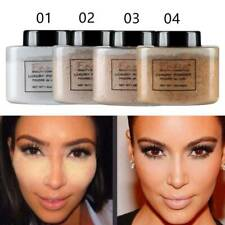 New Finish Powder Face Loose Fixed Foundation Powder Translucent Smooth Makeup