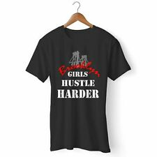 NEW BROOKLYN GIRLS HUSTLE HARDER 1 MAN'S / WOMAN'S T-SHIRT USA SIZE EM31