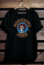 NEW GRATEFUL DEAD SKULL AND ROSES LOGO T-SHIRT TEE ALL SIZE USA SIZE EM31