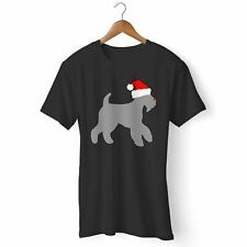 NEW WELSH TERRIER CHRISTMAS MAN'S / WOMAN'S T-SHIRT USA SIZE EM31