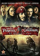 Pirates of the Caribbean: At Worlds End (DVD, 2007) C3 DISC ONLY