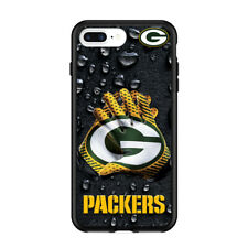 Green Bay Packers NFL Drop Water Hard Cover Phone Caser For iPhone And Samsung
