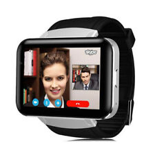 Ravi DM98 3G Smart Watch Android Smartwatch With Camera Wifi GPS Watch&P68 Watch