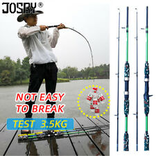 Spinning Casting Hand Lure Fly carp Fishing Rod Pesca Ultralight Portable