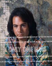 """NEIL DIAMOND in ENGLAND 1972 16x20 Deluxe Photo /""""LIVE ON STAGE/"""" PREMIERE RELEASE"""