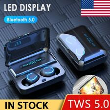 TWS Bluetooth5.0 Earbuds Wireless Headphones Earphones For iphone Android USA