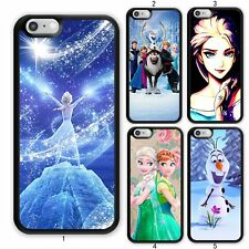 Frozen 2 Elsa Anna Olaf Phone Case Cover For Samsung Galaxy / Apple iPhone iPod