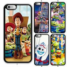 Cute Toy Story Cartoon Phone Case Cover For Samsung Galaxy / Apple iPhone iPod