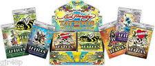 ED HARDY 5 Temporary Body TATTOO & 5 Collectors Cards Pack New ED HARDY Tattoo