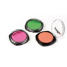 Stargazer Fluorescent Neon UV Eyeshadow Pressed Powder Various Colours