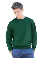 °°° Set-In Sweatshirt von FRUIT OF THE LOOM ° sweat ° men ° herren °°° NEU