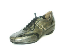 SCARPE MELLUSO WALK DONNA SNEAKERS R0409 ANTRACITE MADE IN ITALY SHOES