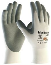 MaxiFoam 34-800 Nitrile Foam Palm Coated Nylon Work gloves