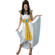 Princess Queen Cleopatra Ladies Fancy Dress Egyptian Halloween Costume