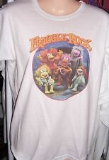 * FRAGGLE ROCK* T SHIRT! 80'S RETRO TV SERIES All Sizes