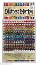 RANGER / TIM HOLTZ DISTRESS MARKERS / stamping pens - 58 colour options
