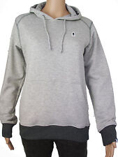 NEW Plongee womens Size M L XL L grey pullover hoodie