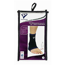 RUCANOR - ANKLE GUARD ALINO - BLACK/BLUE - FITNESS - INJURY