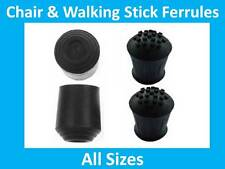 Ferrule Chair and Walking Stick Rubber Ferrules Feet Leg Chairs Sticks
