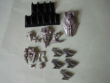 WARHAMMER EPIC 40K ELDAR BIKES AND GRAV TANKS unpainted