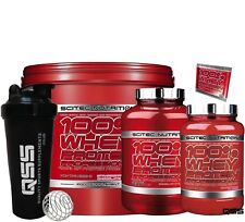 SciTec NUTRITION 100 % WHEY PROTEIN PROFESSIONAL WITH EXTRA AMINOS AND ENZYMES +