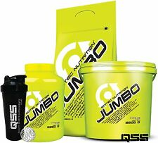 SciTec NUTRITION JUMBO PROTEIN WEIGHT GAINER ADDED CREATINE BCAA 's L-LEUCINE ..
