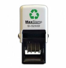 MAXSTAMP 5280/D PHARMACY ADJUSTABLE DATE STAMP IDEAL FOR PRESCRIPTIONS