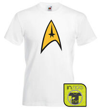 T-shirt STAR TREK deep space nine MAGLIETTA LOGO the next generation enterprise