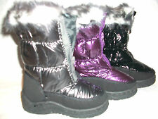BOTTES/BOTTINES FOURREES APRES SKI FILLE 23/24/25/26/27/28/29/30/31/32/33/34/35