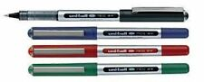 4 X Uniball Eye Rollerball Pen UB-150 - BLACK, BLUE, GREEN, RED OR MIXED