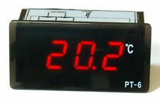 LED Termometer termometr thermomètre termometro digital -30 +100°C 12V car, auto