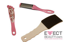 Pedicure Foot File/Hard Skin Remover | Choose from 4 Foot Files From £1.49