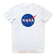 NASA T-SHIRT Space Shuttle International Space Station Apollo Skylab EAZY MAN