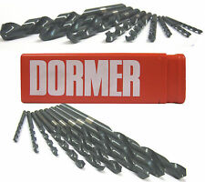 A100 DORMER HSS JOBBER DRILL BITS FOR STEEL / METAL FROM 0.2MM TO 1.00MM METRIC