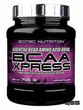 SCITEC BCAA XPRESS 700G POWDER ESSENTIAL AMINO ACID FLAVORED DRINK 100 SERVINGS