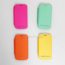premium COLOR DIARY FLIP CASE COVER FOR Samsung Galaxy Trend II Duos Gt-S7572/70