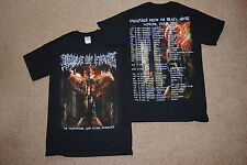 CRADLE OF FILTH MANTICORE CREATURES FROM BLACK ABYSS TOUR 2012  T SHIRT NEW