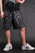 ZOO YORK BOARDSHORTS AMBUSH 2 BLACK SHORTS KURZE HOSE BADESHORT