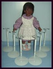 6 KAISER Doll Stands for 18