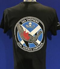 Sea Shepherd Seal Defence T-shirt Unisex Jolly Roger