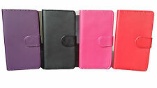 FLIP LEATHER WALLET BOOK CASE WITH CARD HOLDER COVER FOR NOKIA LUMIA 930 N930