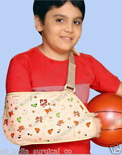 Flamingo 2114 Orthopaedic Pediatric Arm Sling Shoulder Fracture Support for Kids