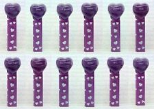 PEZ - VALENTINE`s DAY - PURPLE - MANY DIFFERENT - Please select !!!