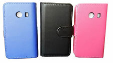 FLIP LEATHER WALLET BOOK CASE CARD COVER FOR SAMSUNG GALAXY ACE STYLE G310